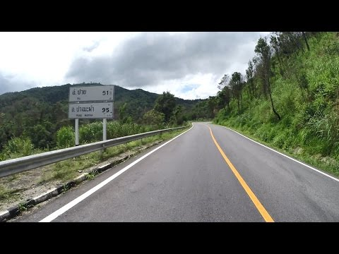 Drive to Pai